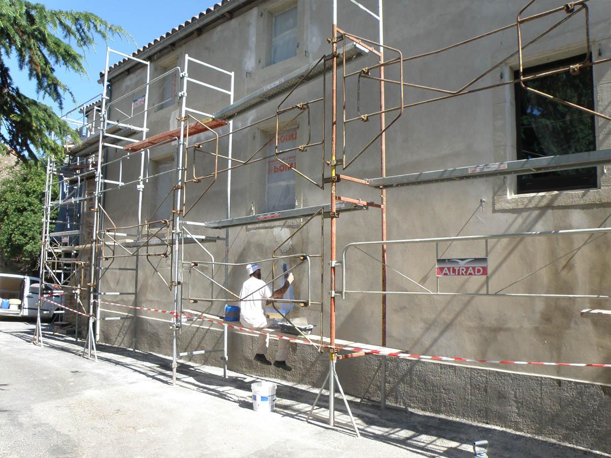 LCG - Restauration patrimoine - France - Minerah + Temperah