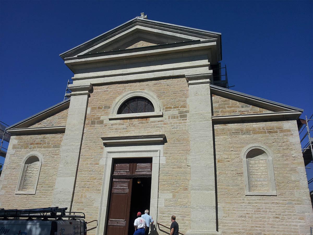 LCG - Restauration patrimoine - France - Calistor historique + Minerah + Temperah