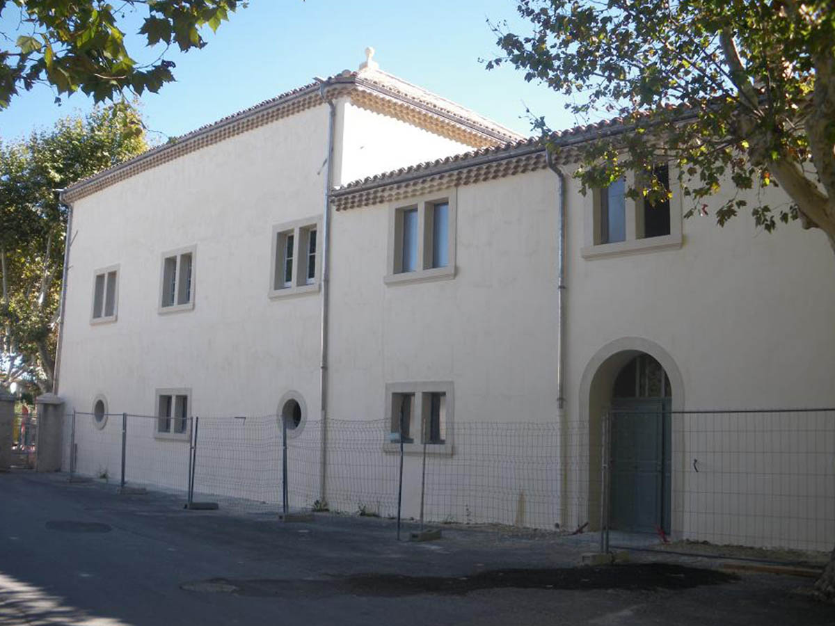 LCG - Restauration patrimoine - Reportage Betacal