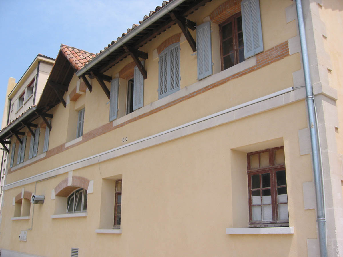 LCG - Restauration patrimoine - France - DPF + Temperah