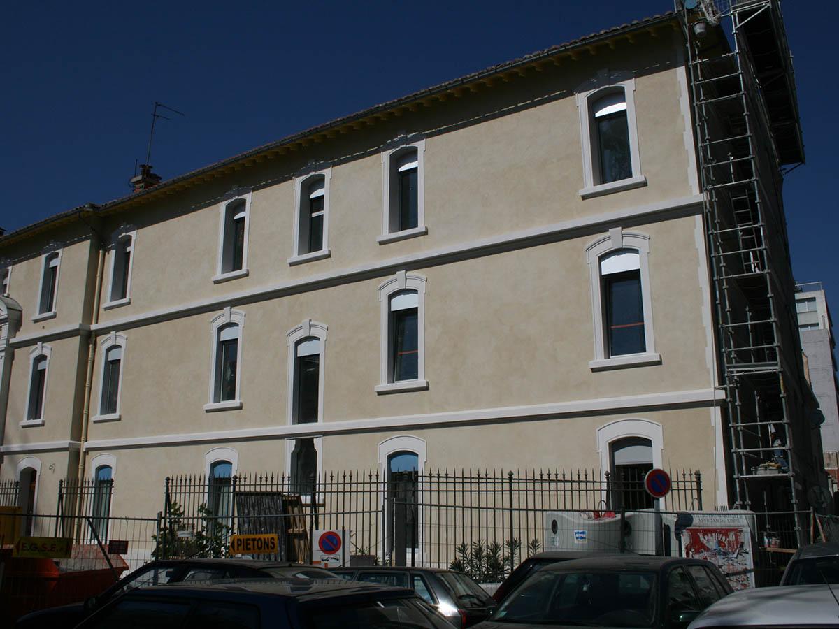 LCG - Restauration patrimoine - France - Minerah DPF + ST
