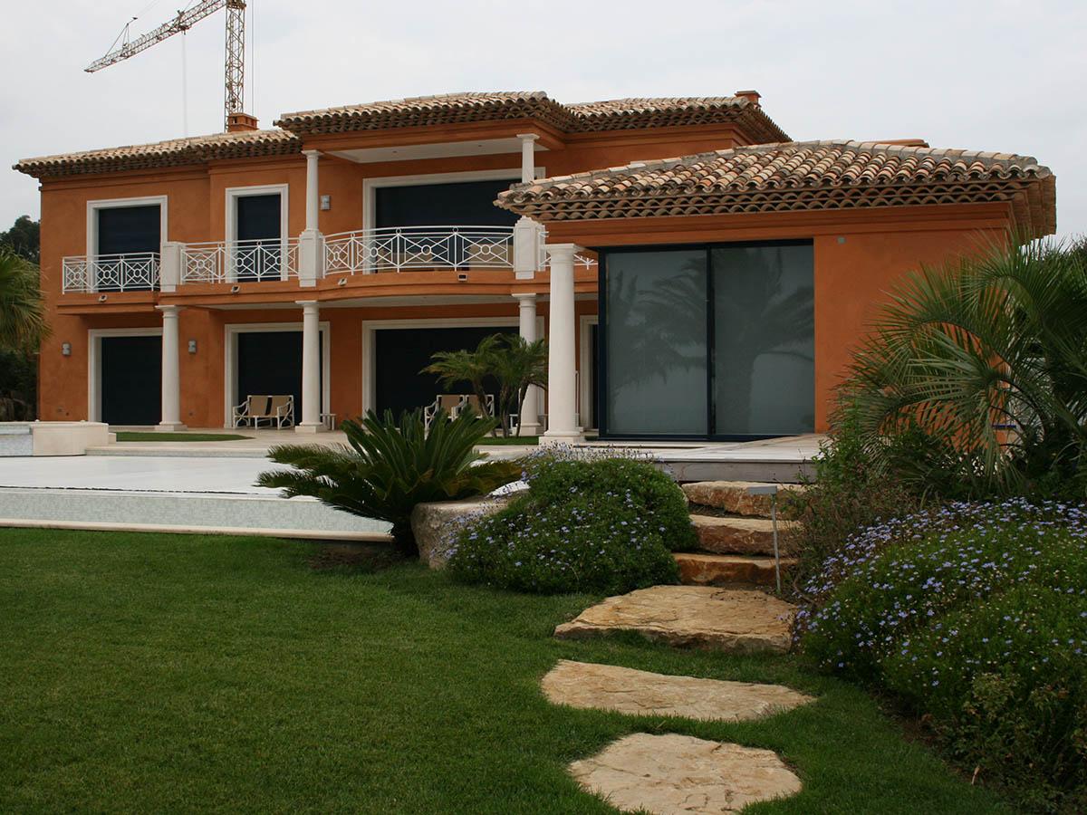 LCG - Architecture moderne - France- Calistone CL + DPX