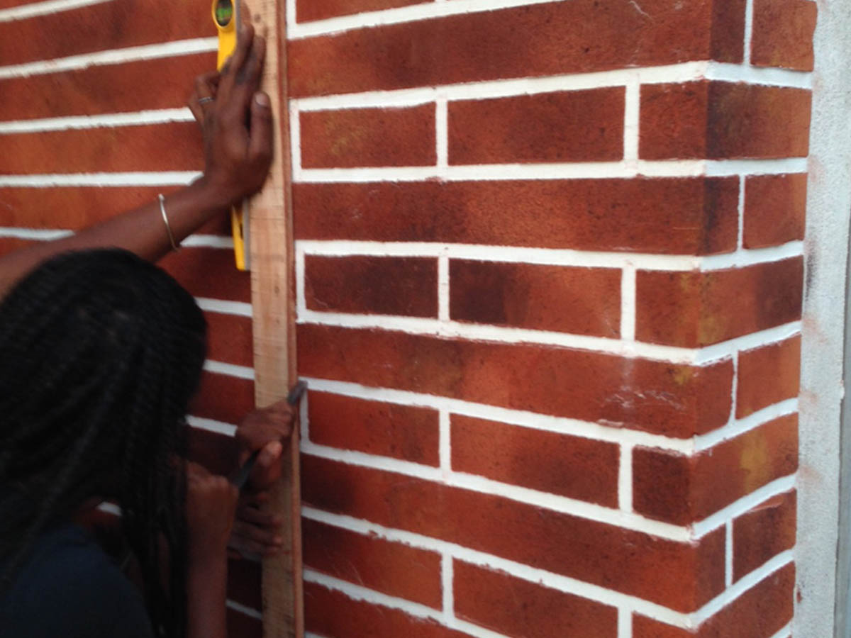 LCG - Décoration intérieure - Madagascar - Minerah DPX + Patine