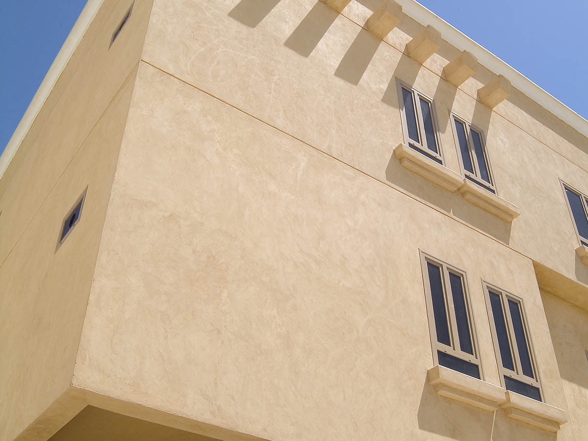 LCG - Architecture moderne - MEA - Alphacal 300 + Minerah ST