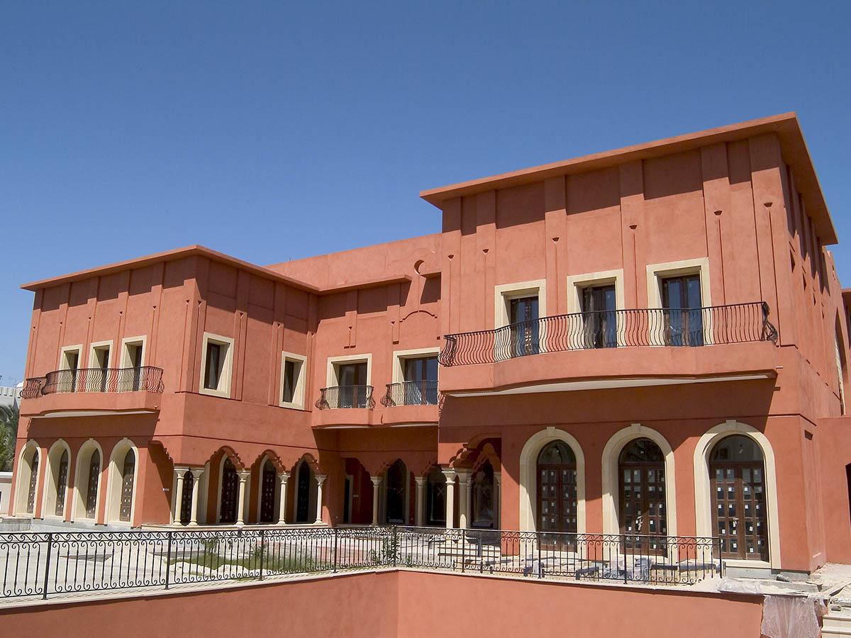 LCG - Architecture moderne - MEA - Minerah ST